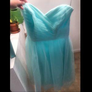 Size 16 bridesmaid dress